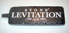 STONE Brewing LEVITATION Ale Beer Tap Handle San Diego California        Lot #35