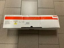 Toner OKI C9600/C9650/C9800/C9850 GIALLO 42918913 originale (NO compatibile)