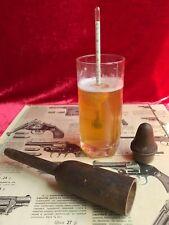 alcoholometer Wagner wooden case vintage old