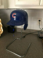 Vintage Chicago Cubs baseball helmet lamp light desk table MLB 70's Rizzo Bryant