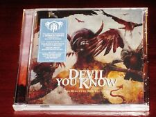Devil You Know: The Beauty Of Destruction CD 2014 Nuclear Blast USA 3221-0 NEW