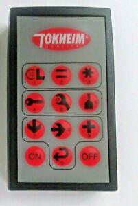 Tokheim 904269 IR Remote Control (WWC, CoCa)