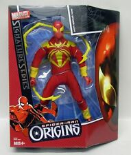 Spider-Man Origins Signature Series Iron Spider-Man 8 inch figure Hasbro S126-2