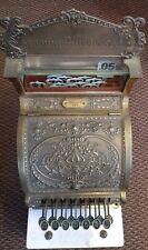 Vintage Early 1900s Original National Cash Register Model 313.