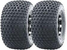 2 New Wanda Atv Tires 22X11-8 22x11x8 4Pr 10032 Knobby Warranty Fast Shipping