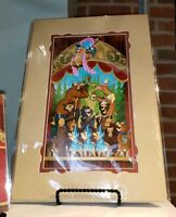 Disney Parks Country Bear Jamboree Deluxe Print by Sam Carter Wonderground New