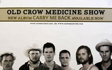 OLD CROW MEDICINE SHOW, CARRY ME BACK POSTER (A12)
