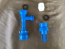 Waterbed Fill and Drain Pump Faucet Adapter Kit