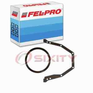 Fel-Pro Rear Engine Crankshaft Seal Kit for 2004-2009 Dodge Ram 2500 5.9L L6 oj