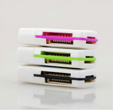 New 4 in 1 Memory Multi Card Reader USB 2.0 for M2 SD TF MS SD TF Card CA