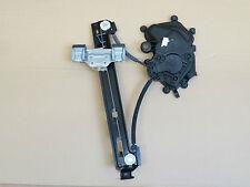 SEAT IBIZA 6j Mecánica Elevalunas eléctrico trasero derecha orig. 6j4839402 B