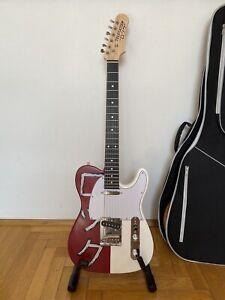 Telecaster E Gitarre (custom)