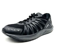 SAS Tempo Vibram Womens Size 9.5 Black Low Top Lace Up Comfort Running Shoes