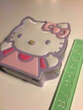Sanrio Original Classic Hello Kitty Tin Box Company Lunch Box Collectible Cute