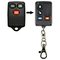 Fits 1994-1997 Ford F-150 Replacement Remote Keyless Key Fob Transmitter Clicker