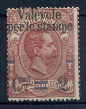 Italia Regno 1890 Sass. 52 Nuovo ** 100% valevole per le stampe