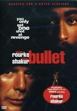 Bullet 0794043613425 With Mickey Rourke DVD Region 1