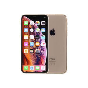 Apple iPhone XS - 64GB - Gold (Ohne Simlock) Gebrauchtware #856