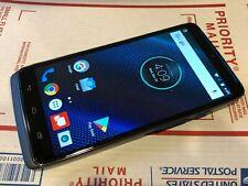 Motorola Droid Turbo XT1254 - 32GB - Ballistic Gray/Blue (Verizon) Great Cond
