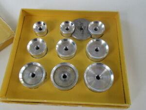 Vintage Uhrmacher Werkzeug BERGEON No. 5500 D