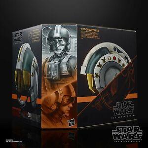 Star Wars The Black Series Wedge Antilles Battle Simulation Helmet