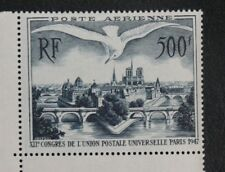 TIMBRES DE FRANCE 1947 YVERT PA N° 20** NEUF SANS TRACE DE CHARNIERE - TBE