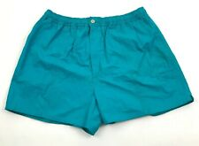 NEW VINTAGE Jantzen Mens High Waist Swim Shorts Size XL Extra Large Swimsuit