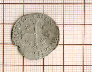 Charles X  douzain 1593 X Amiens