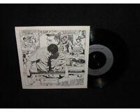 Commercials vinyl 45 EP~Sixteen Again & Again w/PS~1981,NM~Scarce