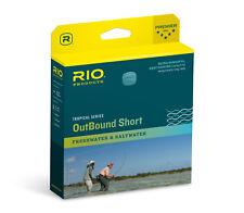 Rio Tropical Outbound Short Fly Line, WF11F, New