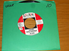 """ROCK + ROLL 45 RPM - DION - LAURIE - 3123 - """"LOVERS WHO WANDER"""""""