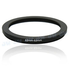 62-52mm Step-Down Metal Adapter Ring/62mm Lens to 52 mm UV CPL Accessory