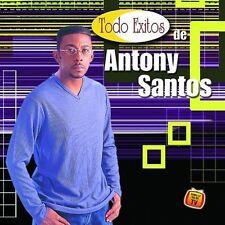 Antony Santos Todo Exitos CD New Nuevo Sealed