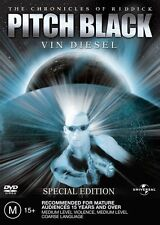 Pitch Black (Special Edition) DVD NEW
