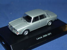 LANCIA 2000 BERLINA GREY ESCOLI 1:43 STARLINE