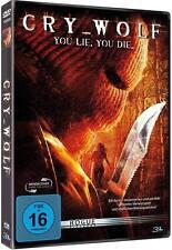 DVD - Cry Wolf (2011) - YOU LIE. YOU DIE. - NEU & OVP