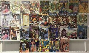 Shade The Changing Man Dc Vertigo 32 Lot Comic Book Comics Set Run Collection