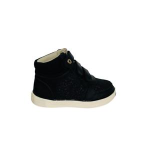 Sneaker Donna Mayoral Stivaletto sportivo laminato Nero 45B 44.141 051 NERO