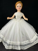 "Madame Alexander Accessories Down The Aisle DRESS For 10"" Cissette Doll Fancy"