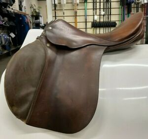 Stubben All Purpose Saddle - Brown - 17.5 Inches