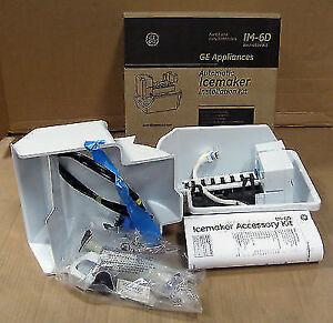 GE Ice Maker Refrigerator Freezer Icemaker Kit IM6D