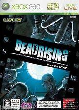 Used Xbox 360 Dead Rising  MICROSOFT JAPAN JP JAPANESE JAPONAIS IMPORT