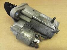 MGTF LE 500 STARTER MOTOR PG1 GEARBOX NAD101340  LOW MILES GT MG SPARES LTD