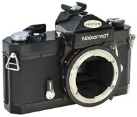 NIKON Nikkormat FTN + Flash Shoe - New Seals -