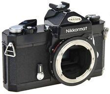 Nikon Nikkormat Fomento del Trabajo Nacional + Flash Zapato-nuevo SEALS -