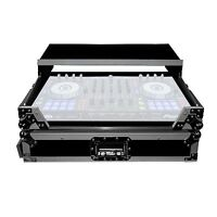 ProX XS-DDJSXWLT Pioneer DDJ-SX3/SX2/SX/RX Flight Case w/Laptop Shelf & Wheels