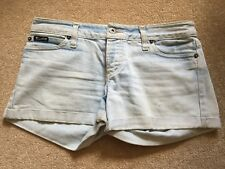 Women's Bardot Light Denim Shorts - Size 9
