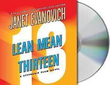 Stephanie Plum: Lean Mean Thirteen 13 by Janet Evanovich (2007, CD, Abridged)NEW