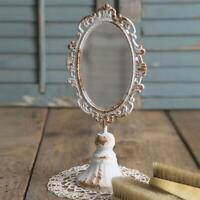 Victorian Tabletop Mirror Vanity Vintage Rustic