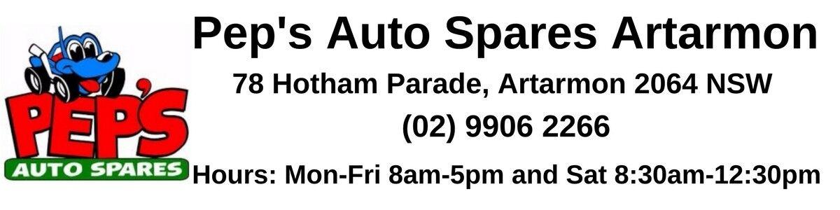 Pep's Auto Spares Artarmon